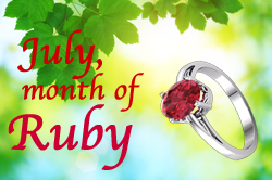 Ruby Birthstone - Rubies