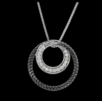 Western Flair Diamond Necklace
