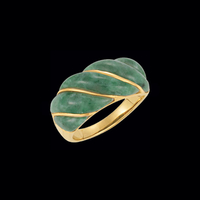 Russian Jadeite Ring
