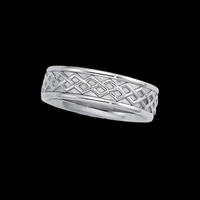 Wedding Band Celtic Design