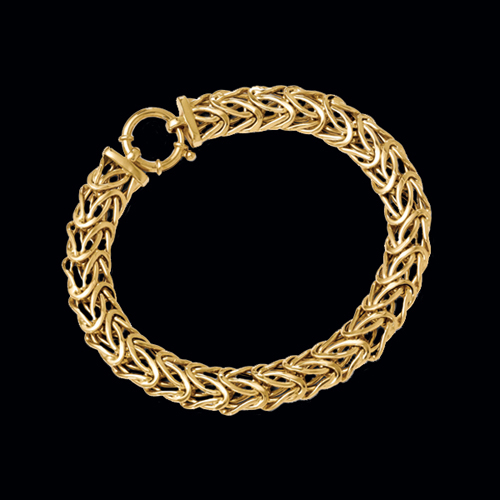 14k Gold Fashion Bracelet