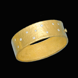 Bangle Bracelets Diamond Gold Bangle Bracelet