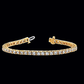 Diamond Bracelet Classic Diamond Tennis Bracelet