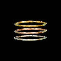 Gentle Twist Bangle