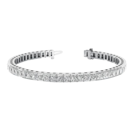 Diamond Bracelet Square Diamond Fashion Bracelet