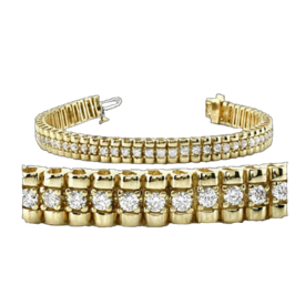 Diamond Bracelet Gold Diamond Bracelet