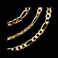 Figaro Chain 3mm