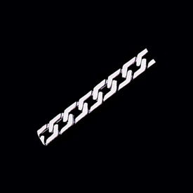 Platinum Chain Square Design
