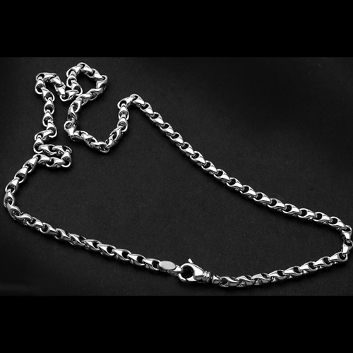 Platinum Fancy Chain