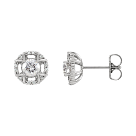 Diamond Earrings Stunning Diamond Earrings