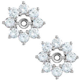 Earring Jackets Gorgeous Diamond Earring Jackets