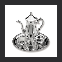 Gifts Silver Plated Coffee Service