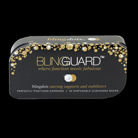BlingGuards? Blingdots for Earrings
