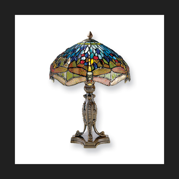 dale tiffany dragonfly table lamp. Black Bedroom Furniture Sets. Home Design Ideas