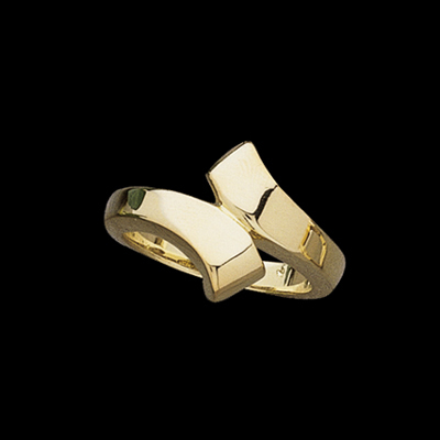Lovely Gold Fashion Ring