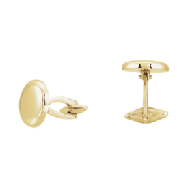 Mens Cufflinks Men's Round Shaped Cuff Links