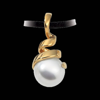 South Sea Pearl 18K Gold Necklace