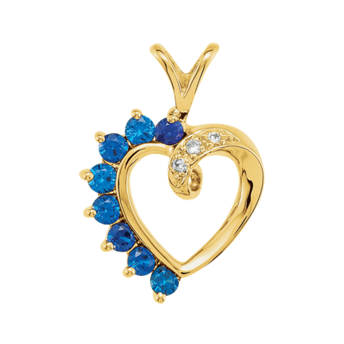 Lovely Heart Pendant