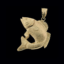 Gold Pendants, Charms