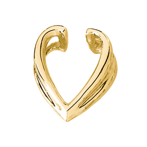 Heart Shape Pendant Enhancer