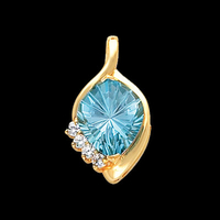 Gorgeous Fantasy Gemstone Pendant