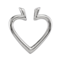 Pendant Enhancers Loving Heart Pendant Enhancer