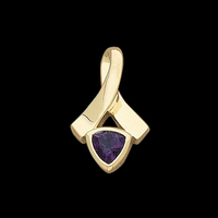 Amethyst Chain Slide