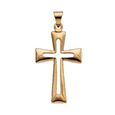 Cross Frame Pendant