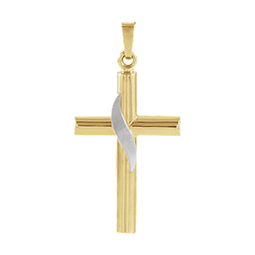Two Tone Cross
