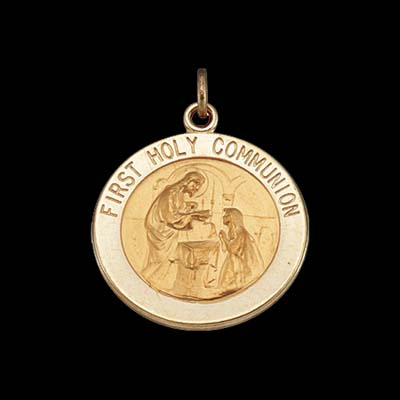 First Communion Medal