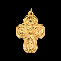 Four-Way Cross Pendant