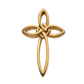 Frame Design Gold Cross