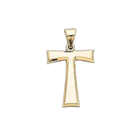 Tau Cross Pendant