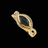 Fancy Onyx Ring