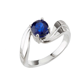 Sapphire Rings Sapphire Solitaire Ring