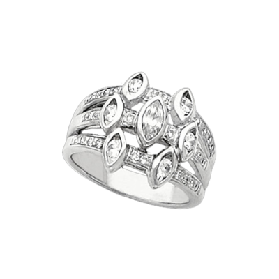 Celestial Dawn Right Hand Ring