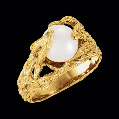 Natures Gift Pearl Ring