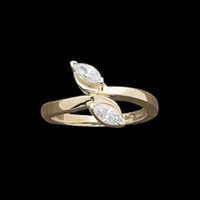 Fandango Diamond Right Hand Ring