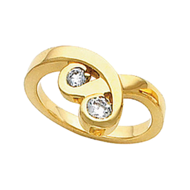 Celestial Harmony Right Hand Ring