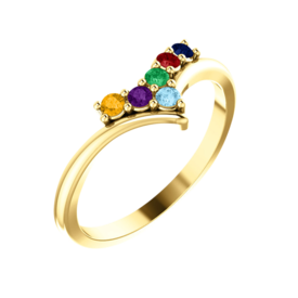 Mother Ring Audrey, Classic Design Mothers Ring
