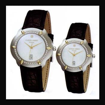 Handsome Charles Hubert Dress Watch