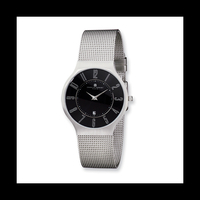 Charles Hubert Stainless Milanese Band Watch