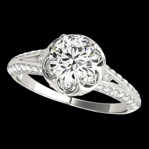 Charming Diamond Semi Mount