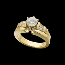 Lovely Diamond Wedding Ring
