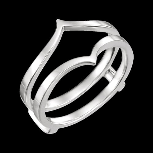 Simple Metal Ring Guard