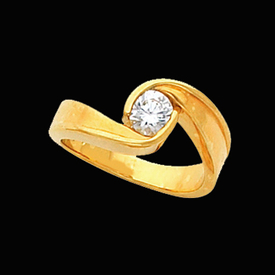 Solitaire Engagement Rings Diamond Engagement Solitaire