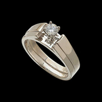 Solitaire Engagement Rings Pretty Diamond Engagement Ring