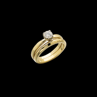 Solitaire Engagement Rings Solstice Diamond Solitaire