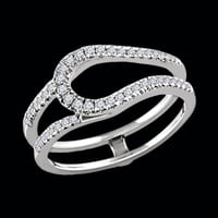 Diamond 1/3ctw Ring Guard